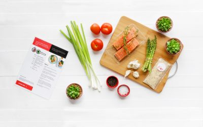 6 things you will learn about cooking with a dinner mealkit service.